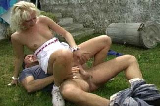 A la de la limpieza le va el sexo a lo bestia