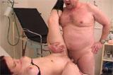 Sexo duro en mi primera visita al ginecologo